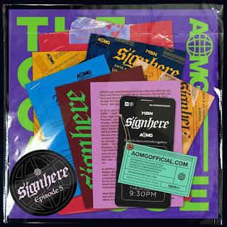 [Mini Album] Various Artists - SignHere Episode 5 MP3 full album zip rar 320kbps
