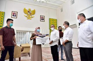 Gubernur Sumut Minta Perusahaan Berikan THR Tepat Waktu Kepada Karyawan