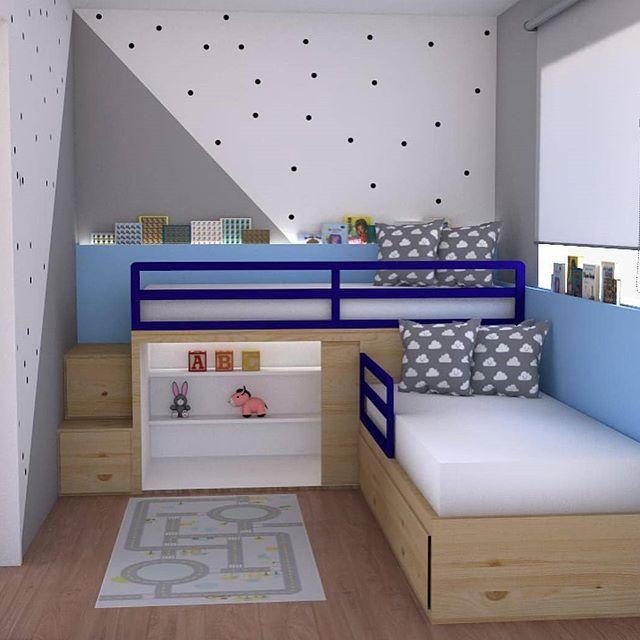 Koleksi Interior Kamar Anak Laki Laki Sederhana Dan Menarik