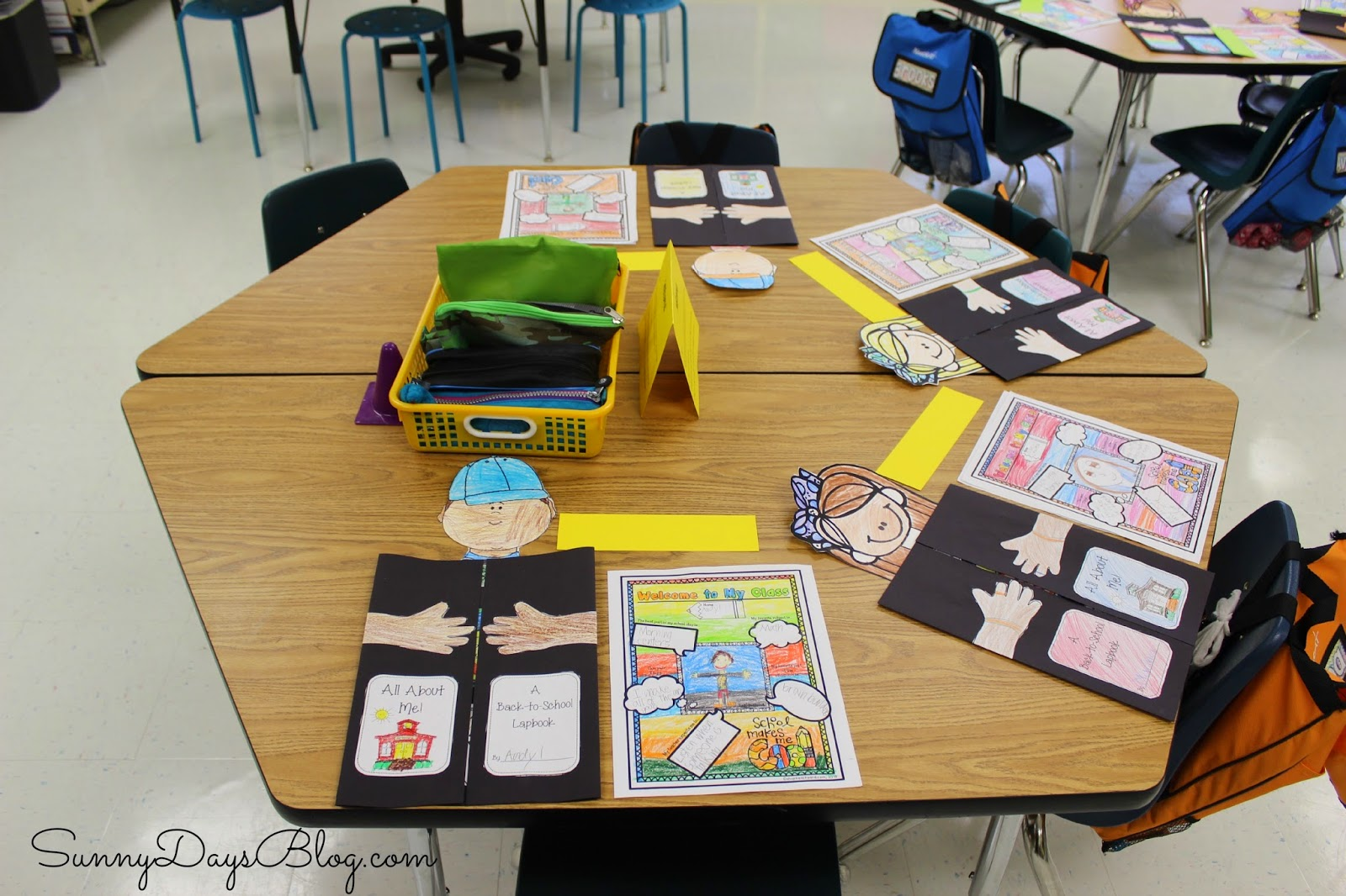... The Gallery For U003e Open House Ideas For Second Grade ...