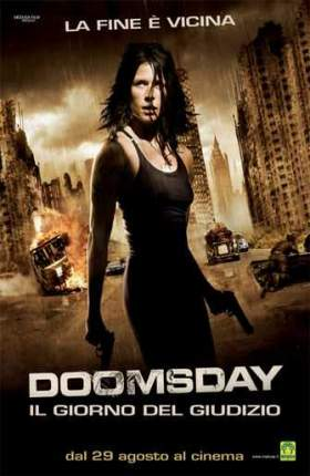 Doomsday 2008 Theatrical Cut Dual Audio Hindi 300MB BluRay 480p