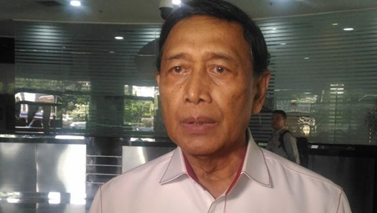 Wiranto Sebut Aksi 22 Mei Didesain Untuk Memakzulkan Jokowi
