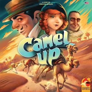 Opiniones de Camel Up the board game