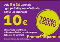 """Tigotà : ritorna il """"Torna Sconto"""" di 10 euro e ricevi un Plaid a solo 1 euro! Come funziona"""