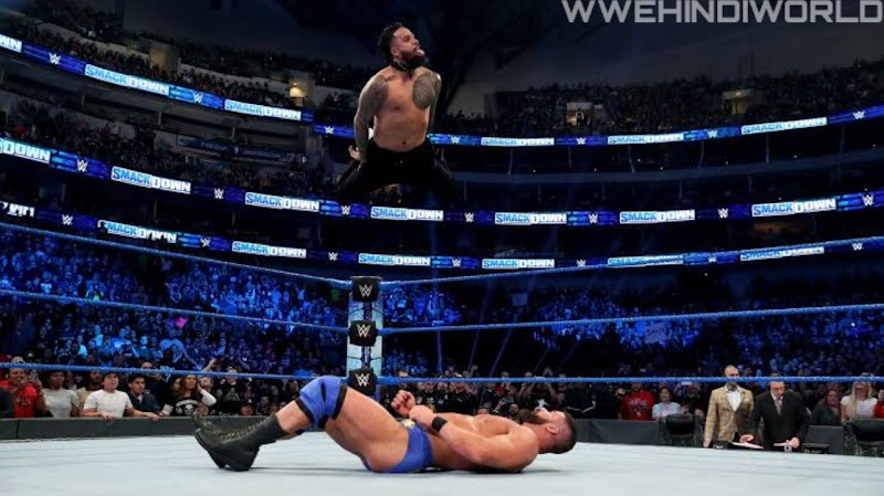 WWE Smackdown Live 7 February 2020 Full Highlights in Hindi | WWEHindiWorld