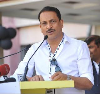 फिर बढ़ चढ़ कर सांसद रूडी ने संसद में उठाया हरिहरक्षेत्र का मुद्दा, कहा सोनपुर के विकाश की अनदेखी नहीं करे सरकार