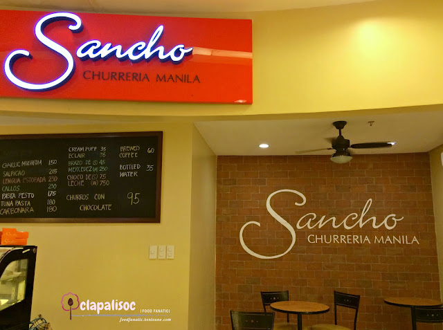 Sancho Churreria Manila Eastwood City