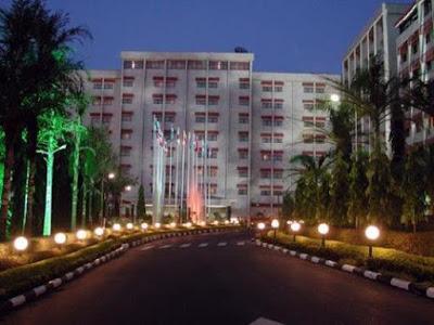 FIRS seals popular Bolingo hotel
