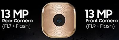Samsung Galaxy J7 Max Kamera