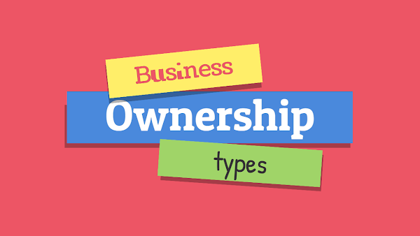 Types of business ownership [Simple] - Tooprofit