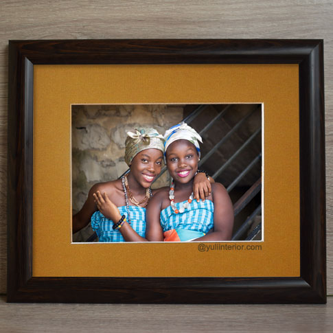 Buy Brown Picture Frames with Mat in Port Harcourt Nigeria