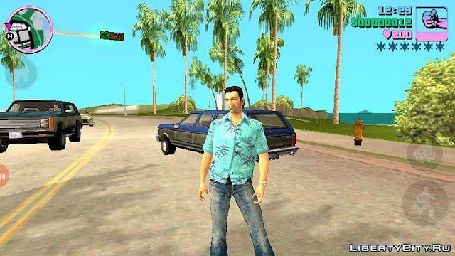Vice city all mission save file for android