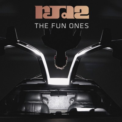 RJD2 - The Fun Ones (2020) - Album Download, Itunes Cover, Official Cover, Album CD Cover Art, Tracklist, 320KBPS, Zip album