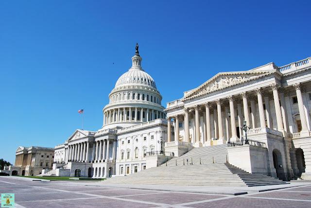 El Capitolio en Washington