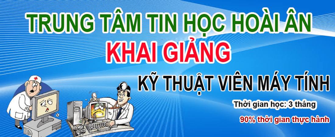 Kỹ thuật viên máy tính tại Biên Hòa