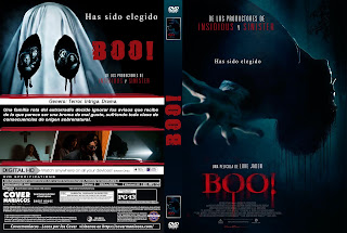 BOO! – 2018 [COVER – DVD]