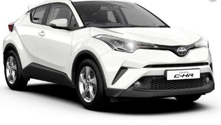 Mobil Toyota CHR