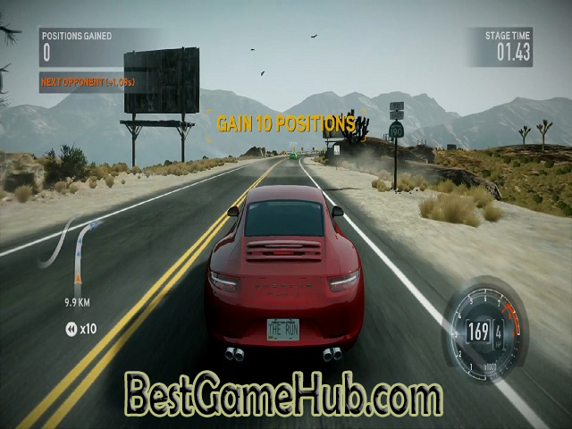 Need For Speed The Run Compressed PC game Download Free