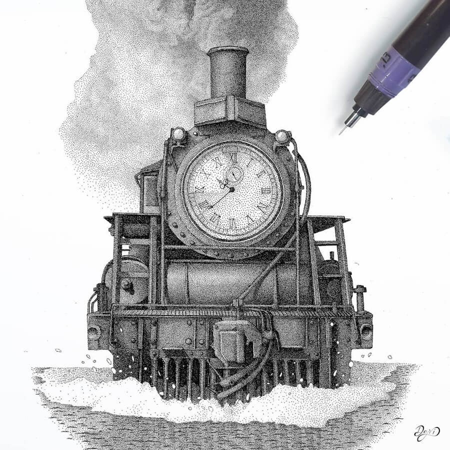 01-Time-and-the-train-Dejvid-Knezevic-www-designstack-co