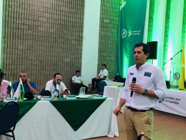 Cumbre de alcaldes en Riohacha: '$93 mil millones se invertirán en agua potable y saneamiento'