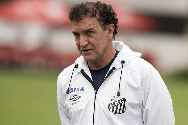 Opinião: diretoria do Santos acerta ao trazer Cuca