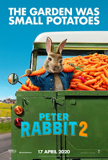 Peter Rabbit 2 First Look Poster