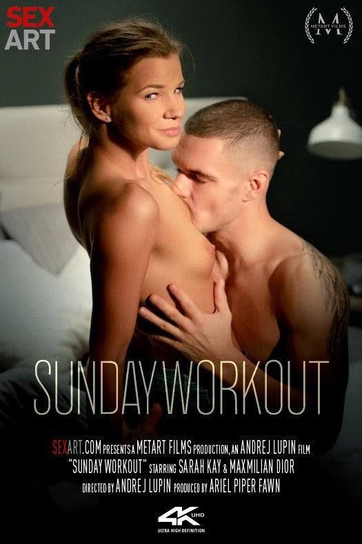[Sex-Art] Maxmilian Dior, Sarah Kay - Sunday Workout