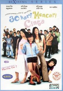 30 Hari Mencari Cinta Poster