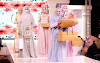 Je'el Angkat Tema Beautiful Romantic Dalam Fashion Show Indonesia Hijab Walk
