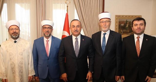 Ο ψευδομουφτής Κομοτηνής συγκεντρώνει χρήματα… για την Τουρκία!