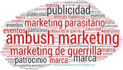 Estrategia Ambush Marketing