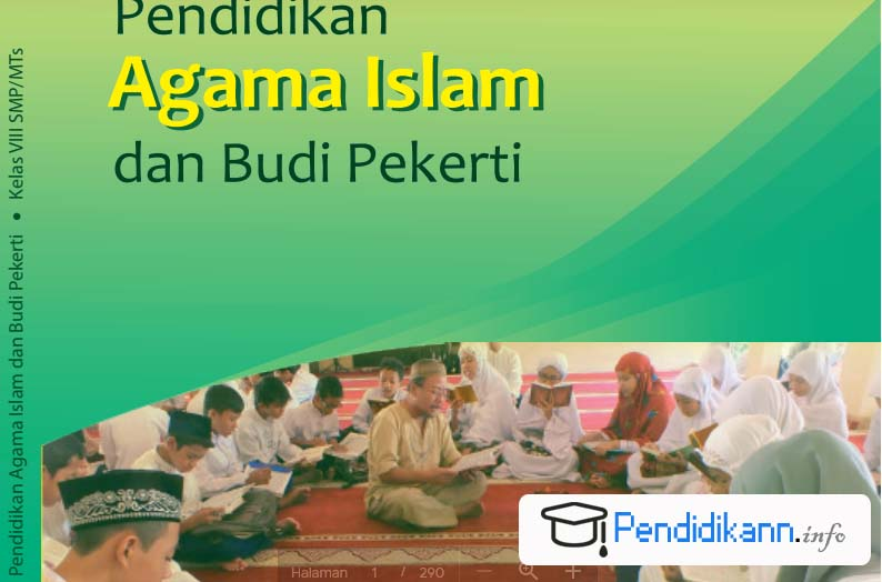Buku Paket Agama Kelas 8 Kurikulum 2013