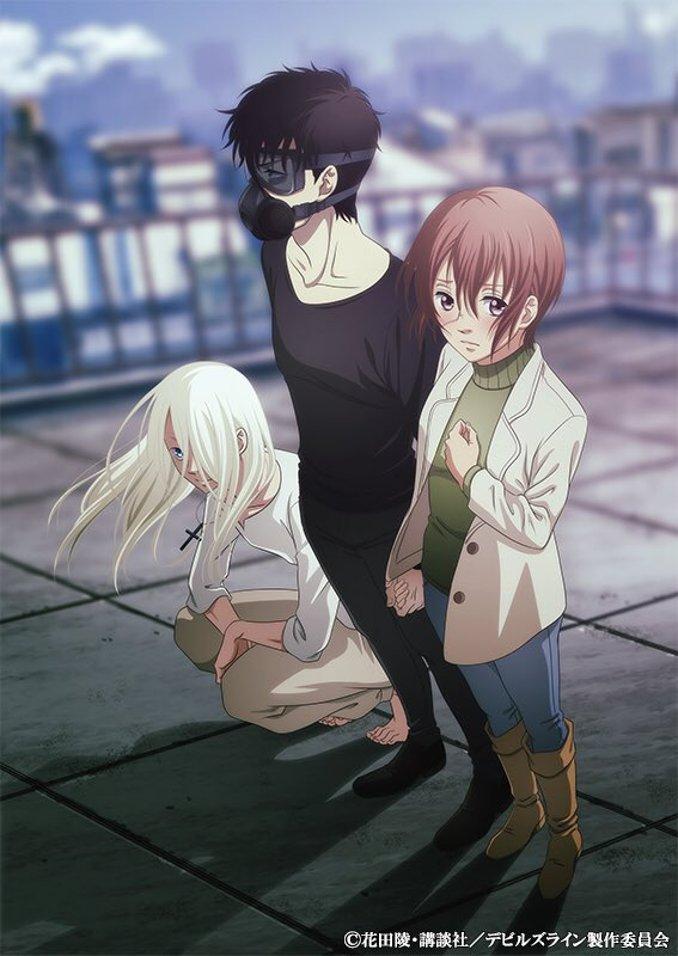Devils Line anime
