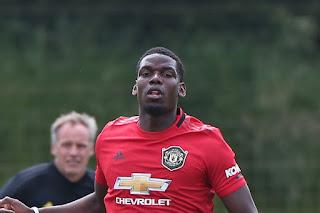 Manchester United reveal plans for Paul Pogba return