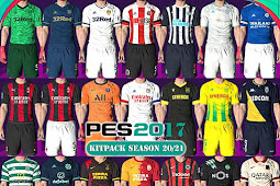 Leaked Kitpack Season 2020-2021 V10 AIO - PES 2017