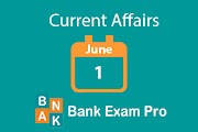 Current Affairs 1st June 2019 | Daily GK Updates
