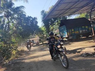 Tim Cobra Patroli ke Kampung-Kampung Antisipasi Kriminalitas