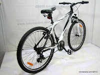 D 26 Inch Pacific Tractor DHX 1.0 HardTail Mountain Bike