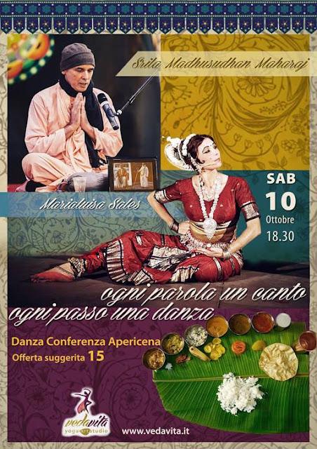 Associazione Culturale Orchestés danza indiana roma