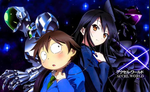 Accel World - Top Anime Where the Main Character is Underestimated
