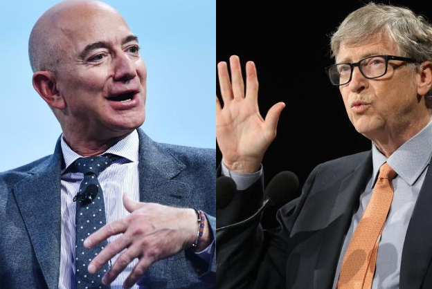 Bill Gates unseats Jeff Bezos as world's richest person according to Bloomberg