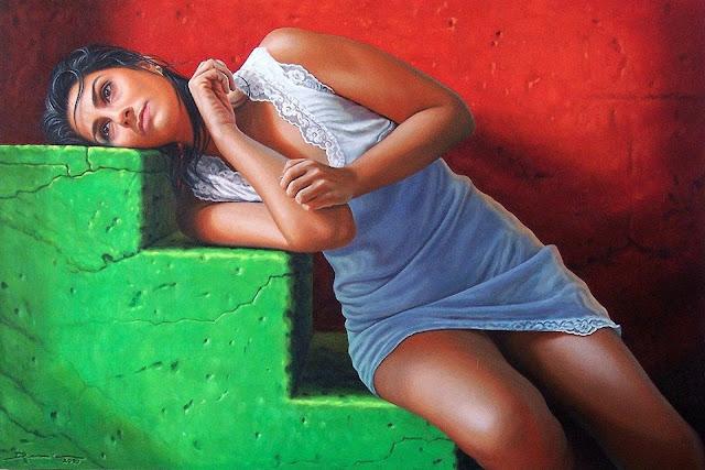 """""""Denis Nunez Rodríguez"""", An Artist From Cuba 1967"""