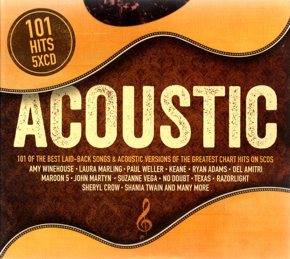 With The Song Of Life: VA - 101 Acoustic (2018)