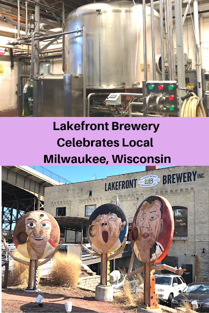 Lakefront Brewery Celebrates Local in Milwaukee, Wisconsin