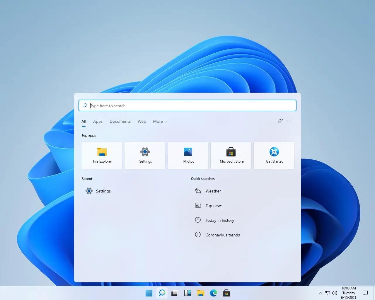 Release Windows 11, Announced Windows 11, Announced Windows 11 Design, Microsoft Windows 11 Update
