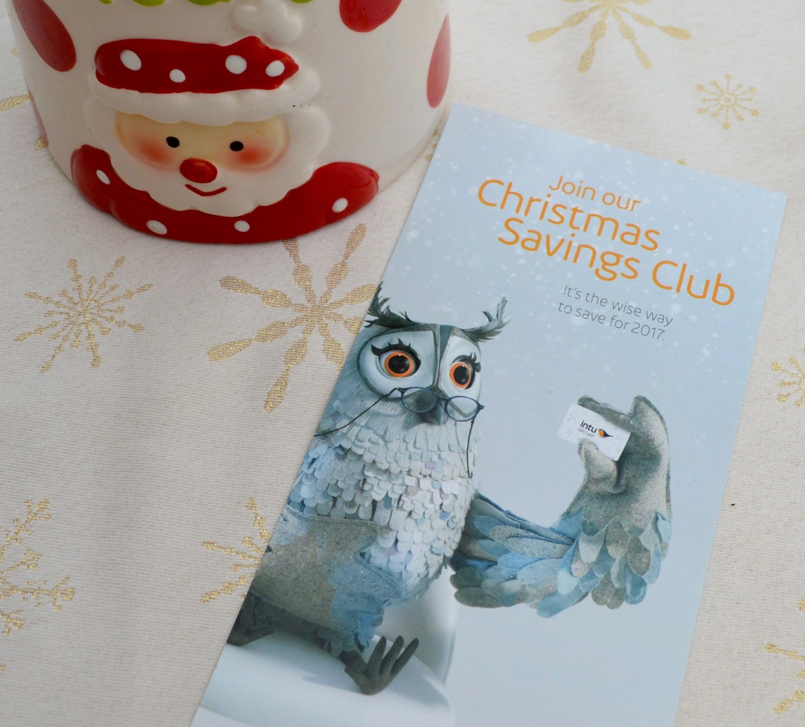 Frugal 2017 | Saving for Christmas 2017 with intu Metrocentre Savings Club