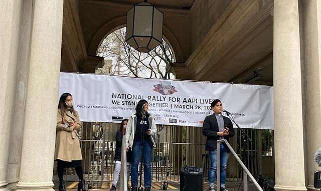 Cristãos se unem contra racismo à comunidade asiática, nos EUA