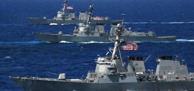 Победа радужной рукопожатности в ВМС США