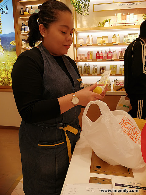 Recycle My Empties @ L'OCCITANE(Experience + Guideline)