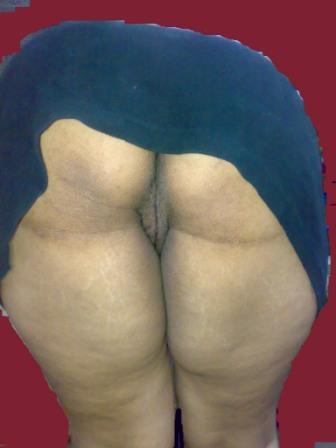 maid aunty butt